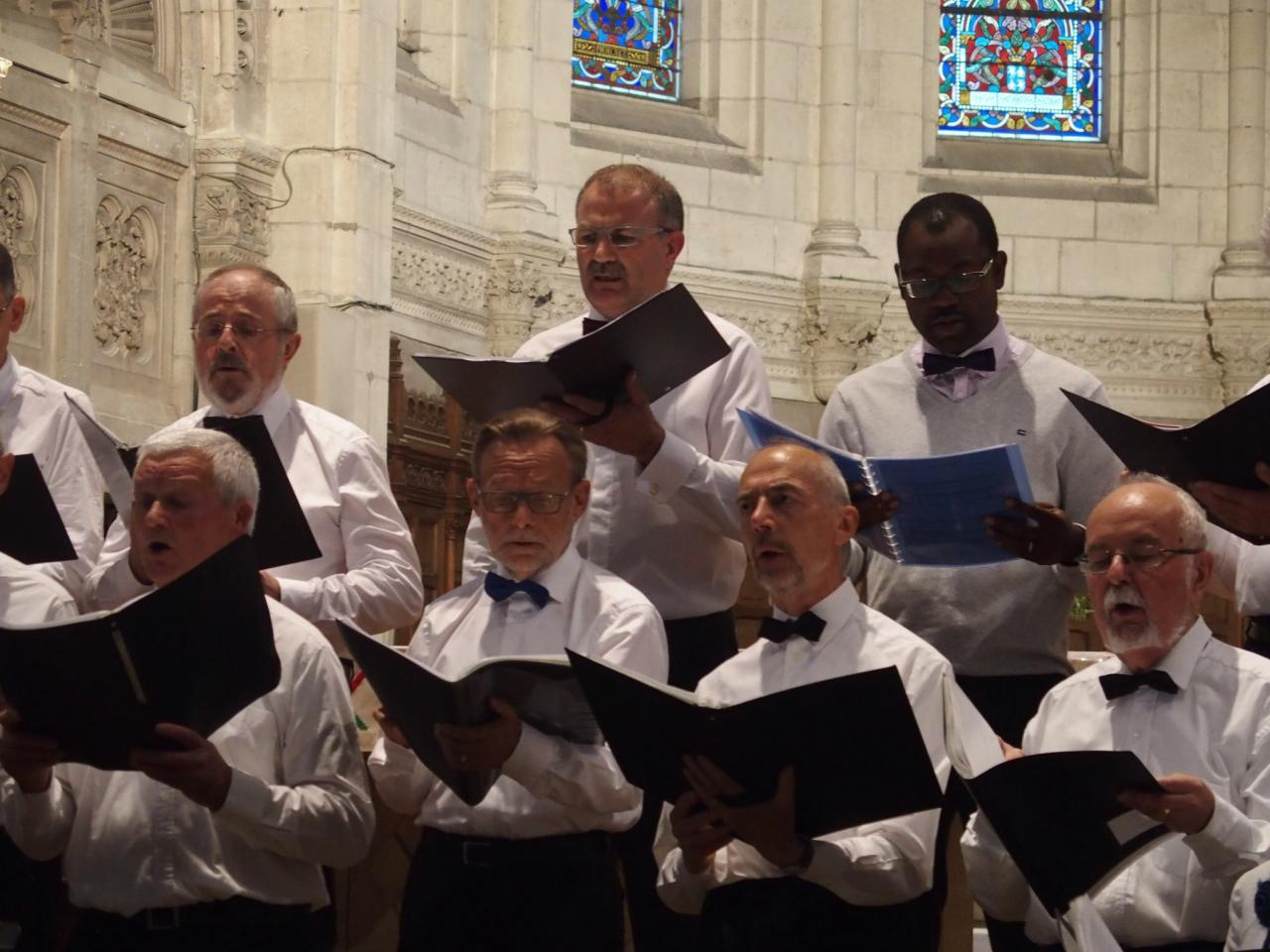 Concert 3 Juin église Saint Laurent de Blain